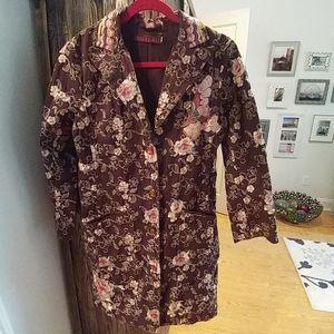 Beautiful Johnny Was cotton coat